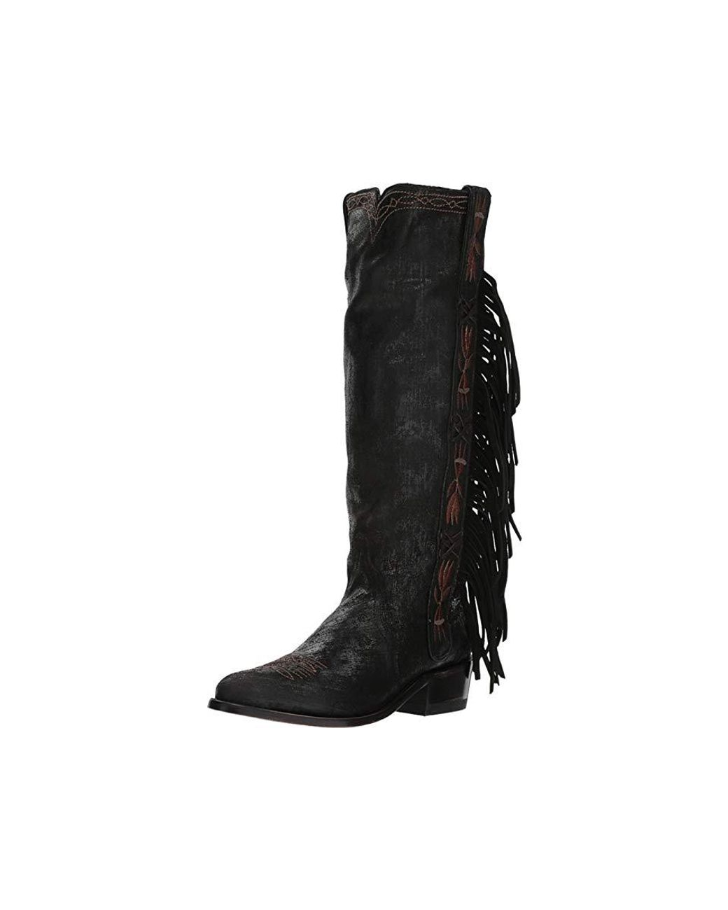 43ea18ee252 Old Gringo Acoma Tall (black) Cowboy Boots in Black - Save 29% - Lyst
