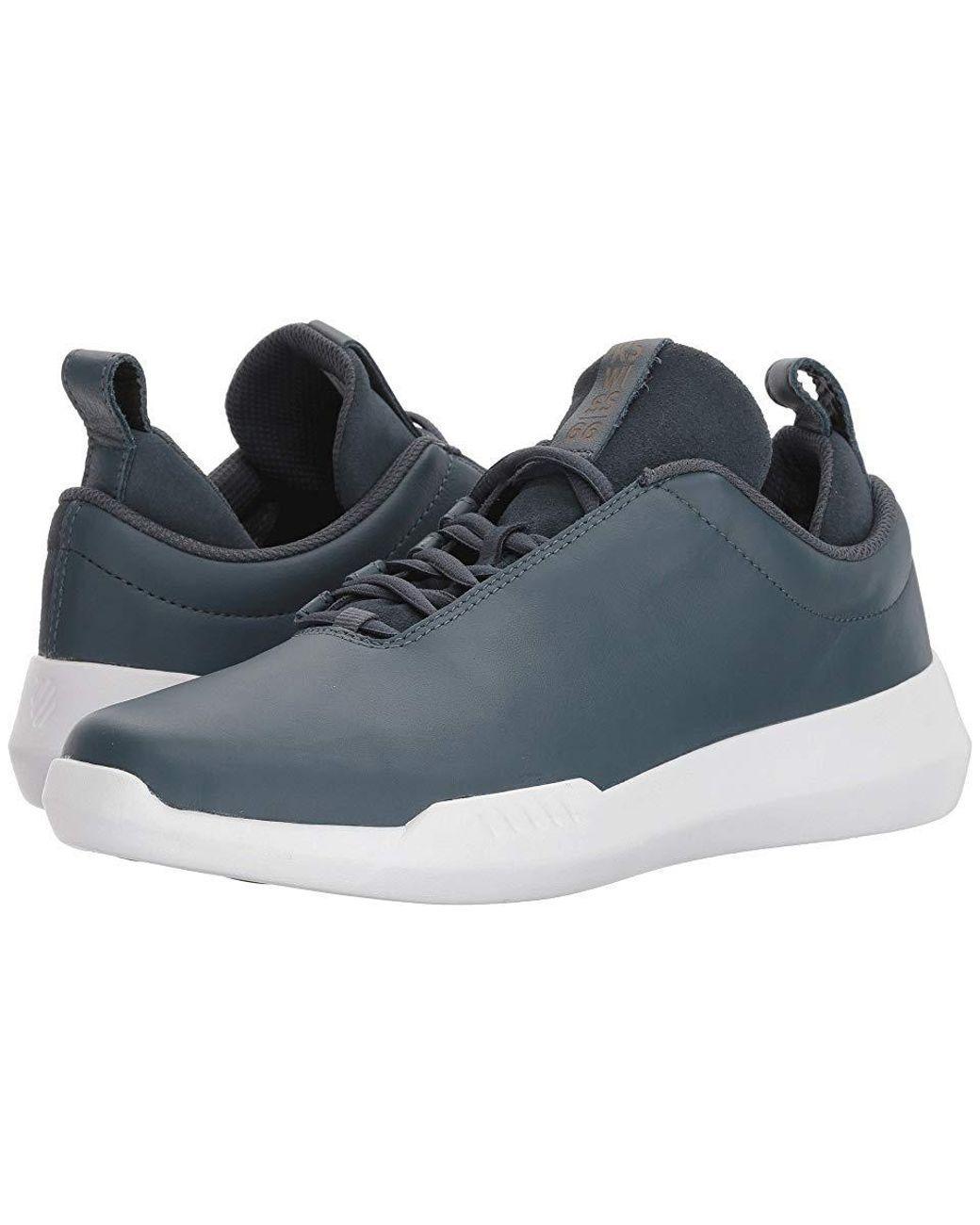 206c68cfc3a52 K-swiss Gen-k Icon (dark Slate/white) Tennis Shoes in Black for Men ...