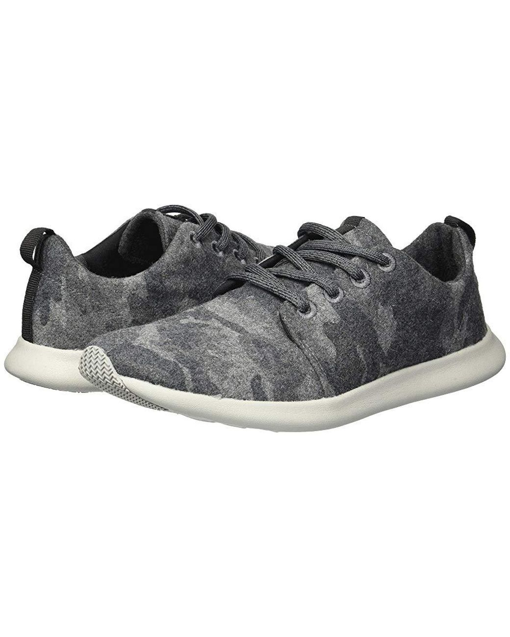 c913650925b28 Steve Madden Boyer (grey Camo) Lace Up Casual Shoes in Gray for Men - Save  20% - Lyst