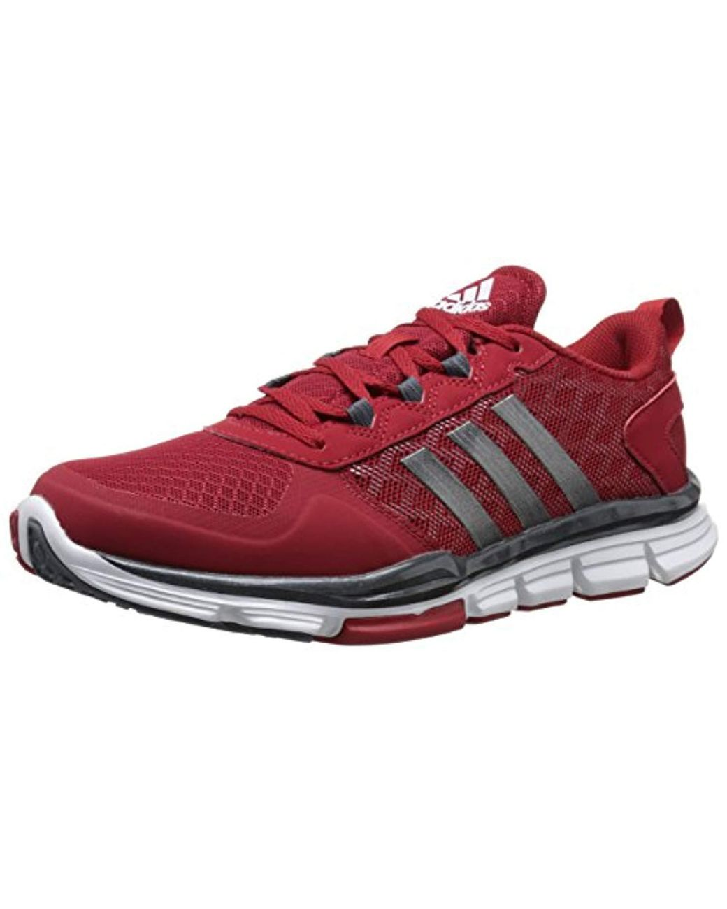Adidas Red Freak X Carbon Mid Cross Trainer for Men Lyst