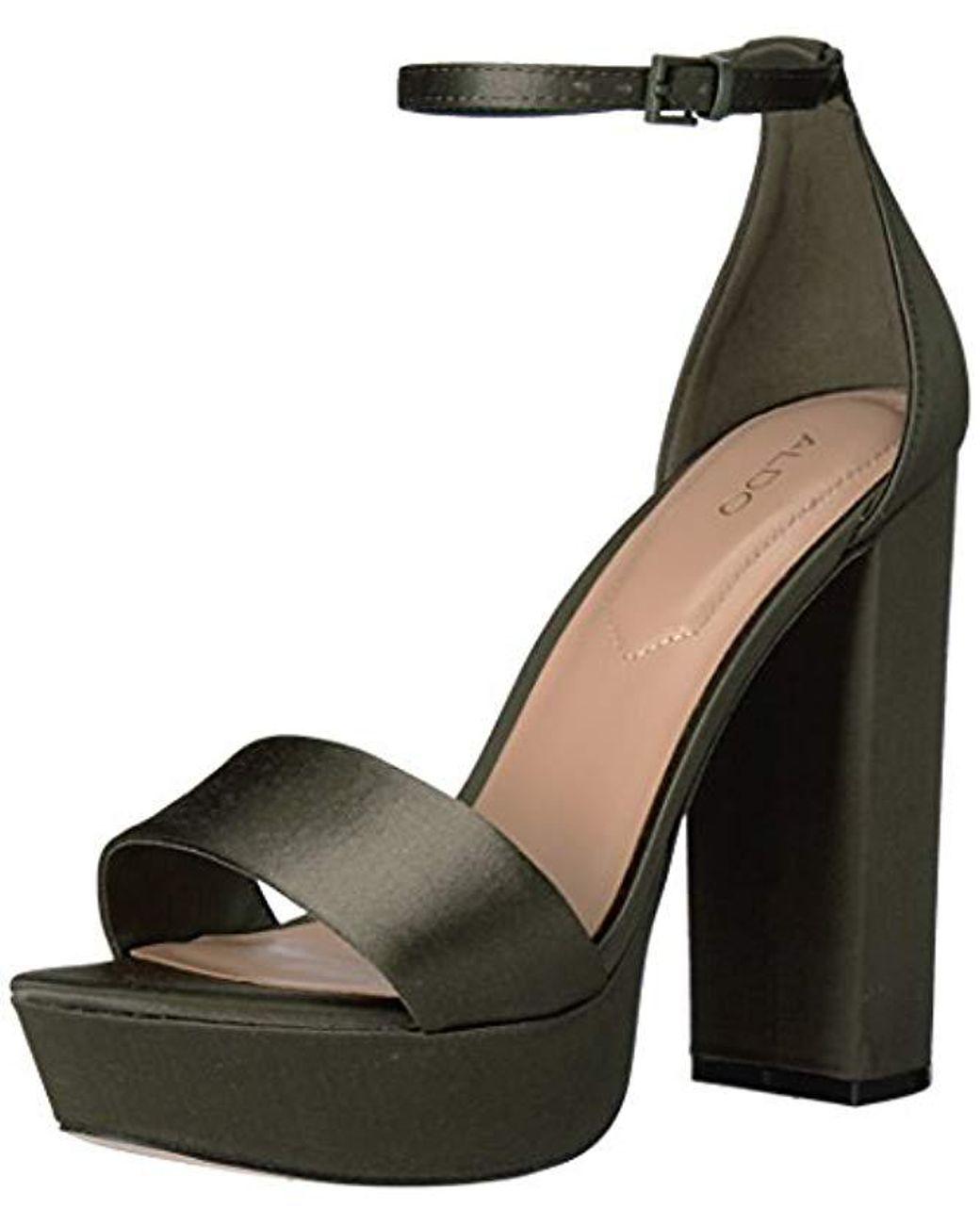 524540e9b2e Lyst - ALDO Nesida Platform Dress Sandal - Save 58%