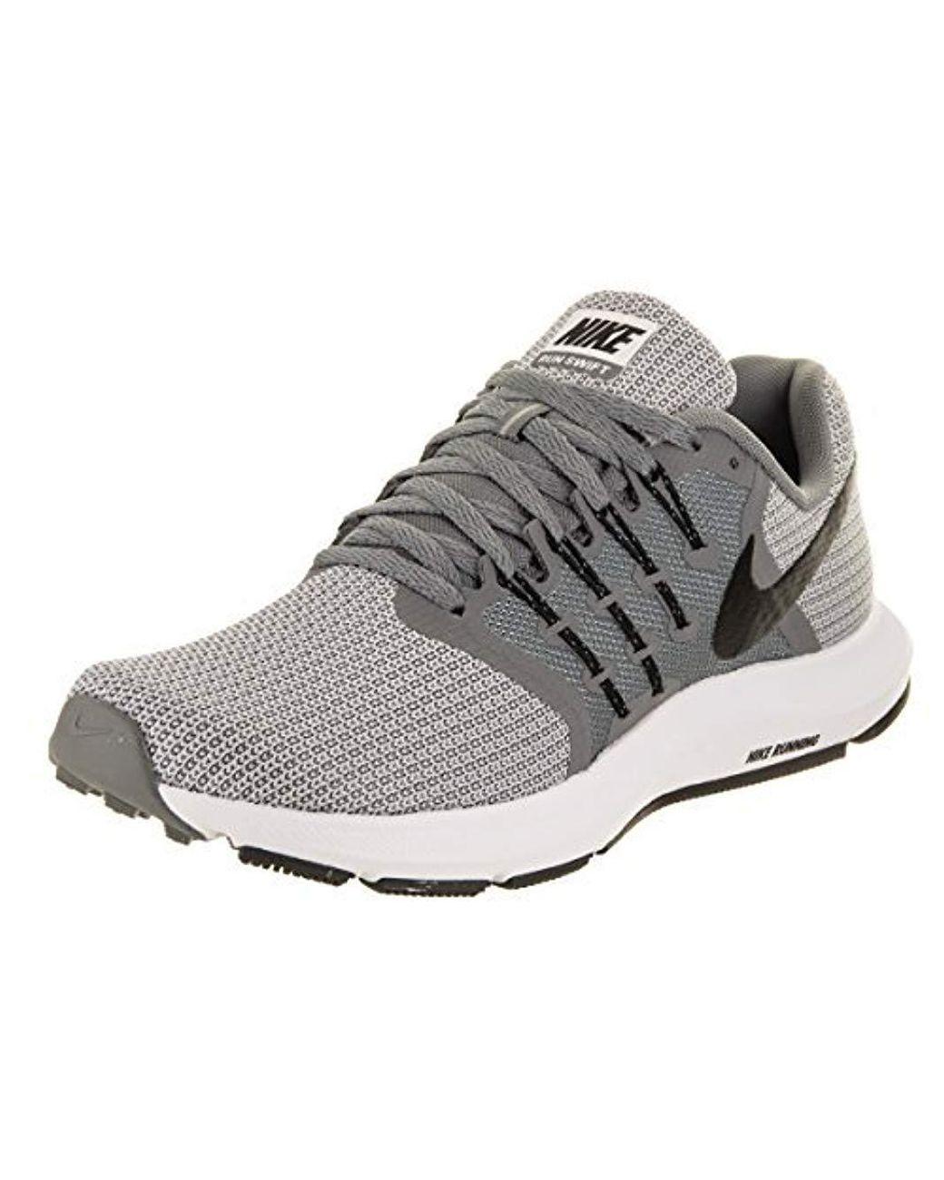 7988cada762fa Lyst - Nike Swift Running Shoe in Gray - Save 16%