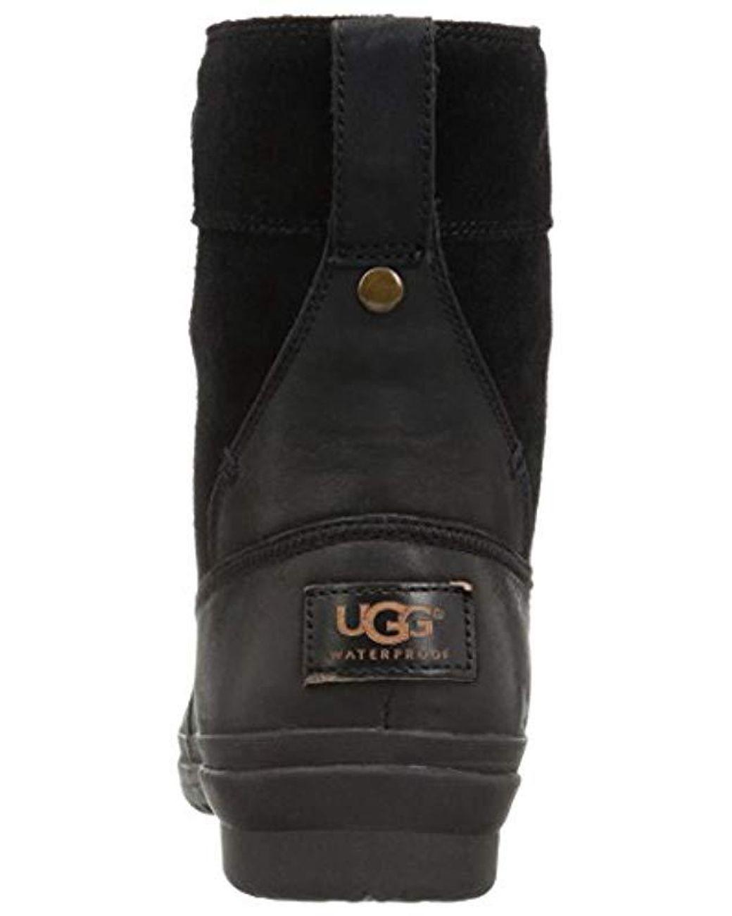 4f3cdb50e11 Women's Black Azaria Winter Boot