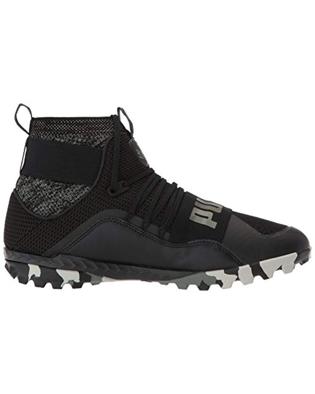 505252b5f PUMA 365.18 Ignite High St Soccer Shoe in Black for Men - Save 14% - Lyst