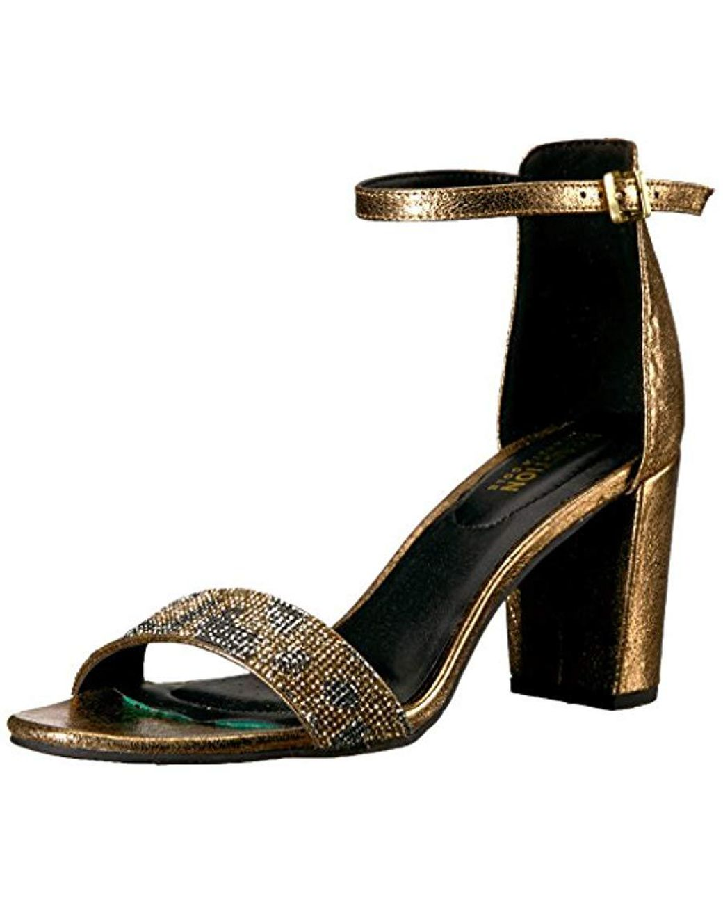 fc1b7cd566d6 Lyst - Kenneth Cole Reaction Rise Like The Sun Embellished Block ...