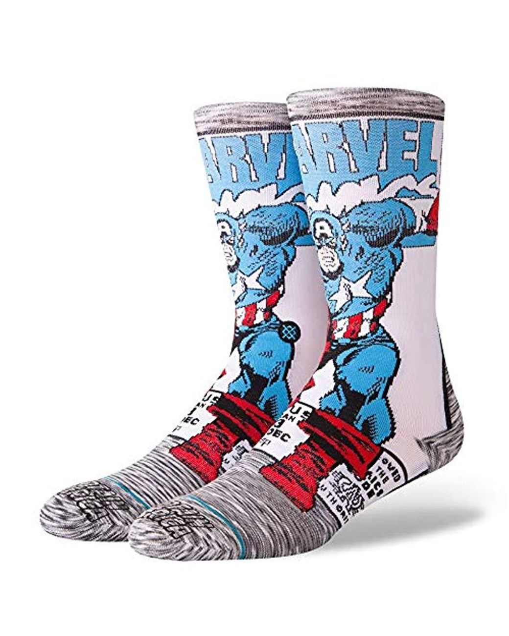 STANCE SOCKS NEW Mens Shade Socks Navy BNWT