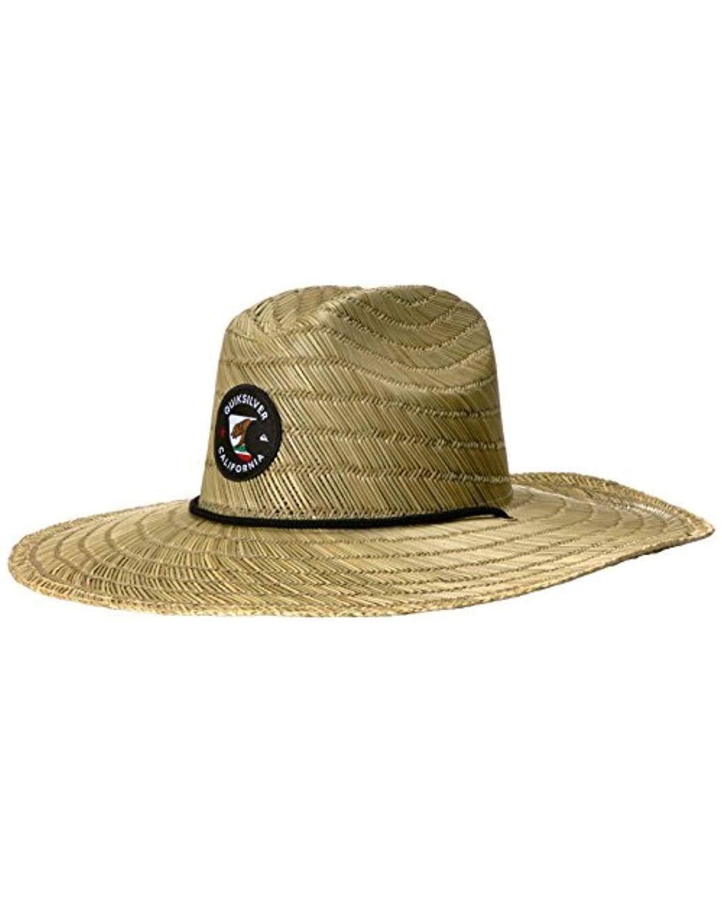 7d01ba808817c Lyst - Quiksilver Destinado Pierside Sun Hat for Men