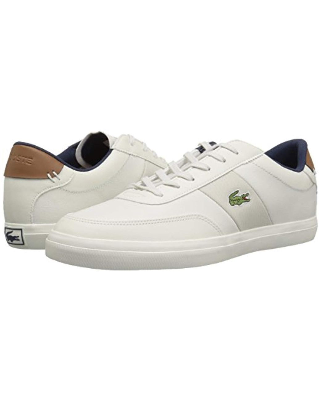 b9591a62c Lacoste Court-master Sneaker in White for Men - Save 27% - Lyst