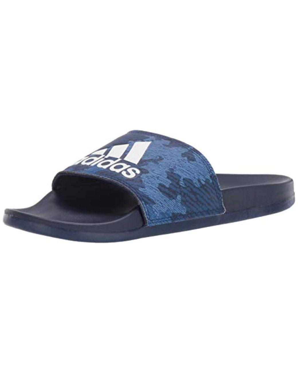 1e8d8aa9f Lyst - adidas Adilette Comfort