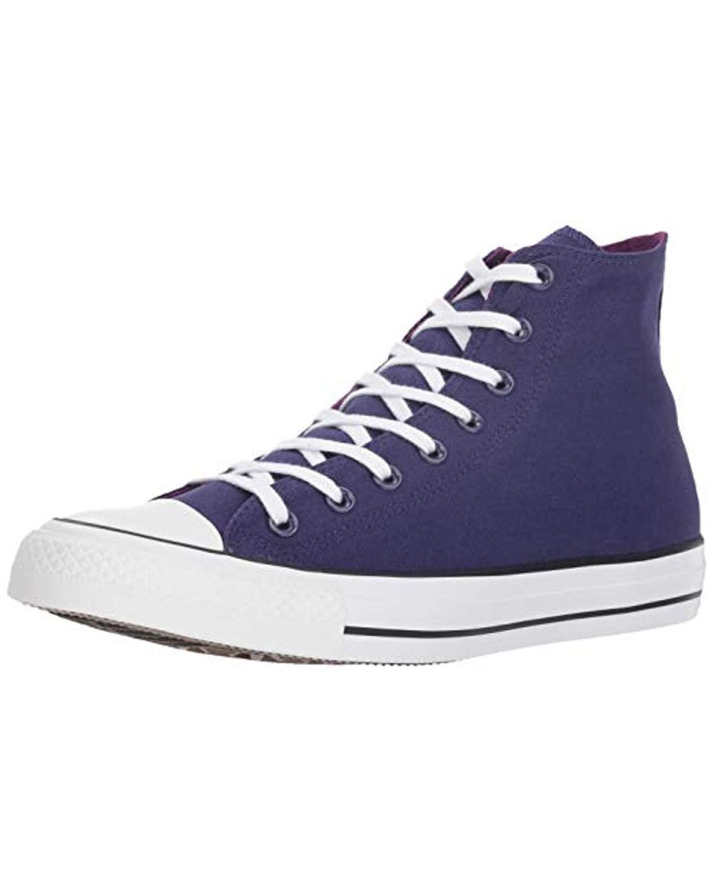 0c73a7fc39e1 Lyst - Converse Unisex Chuck Taylor As Specialty Hi Lace-up in Blue ...