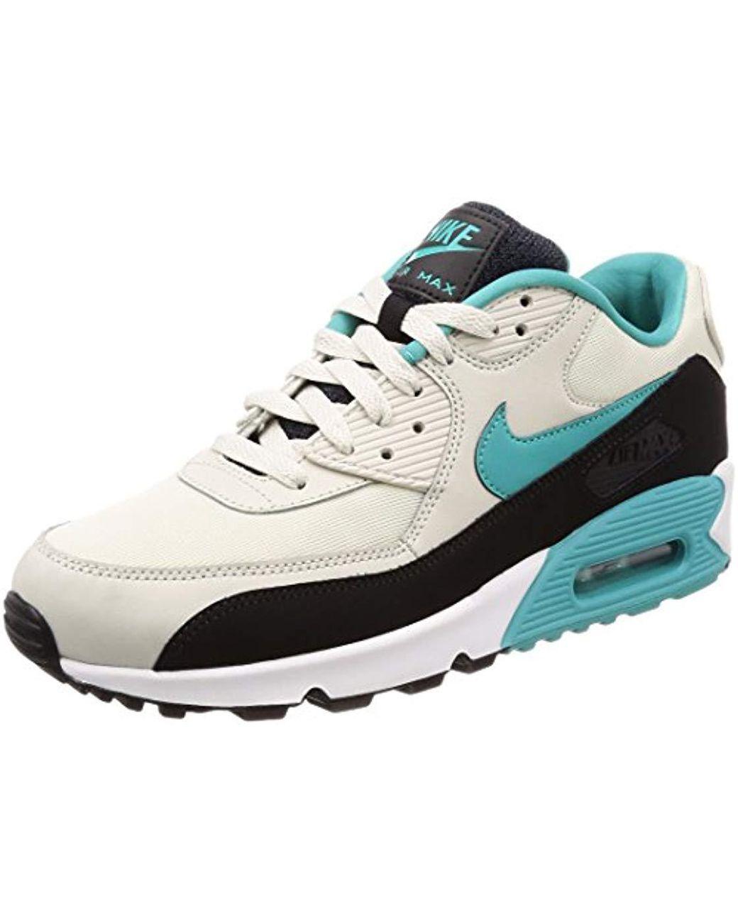 best service 162bf 3b179 Nike. Men s Air Max 90 Essential Gymnastics Shoes Black