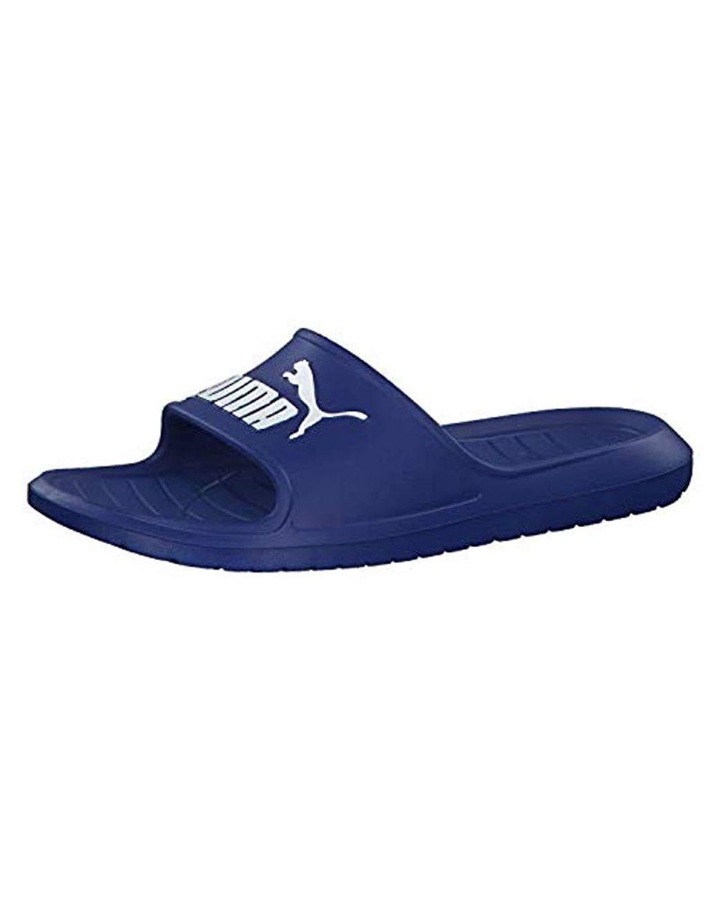 56392da87cdf PUMA Unisex Adults  Divecat V2 Beach   Pool Shoes in Blue - Lyst
