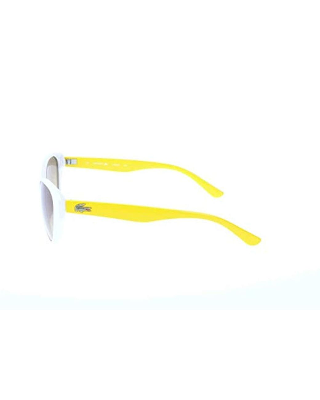 Lacoste Sonnenbrille L3602s Sunglasses White Weiss 50 0 Lyst