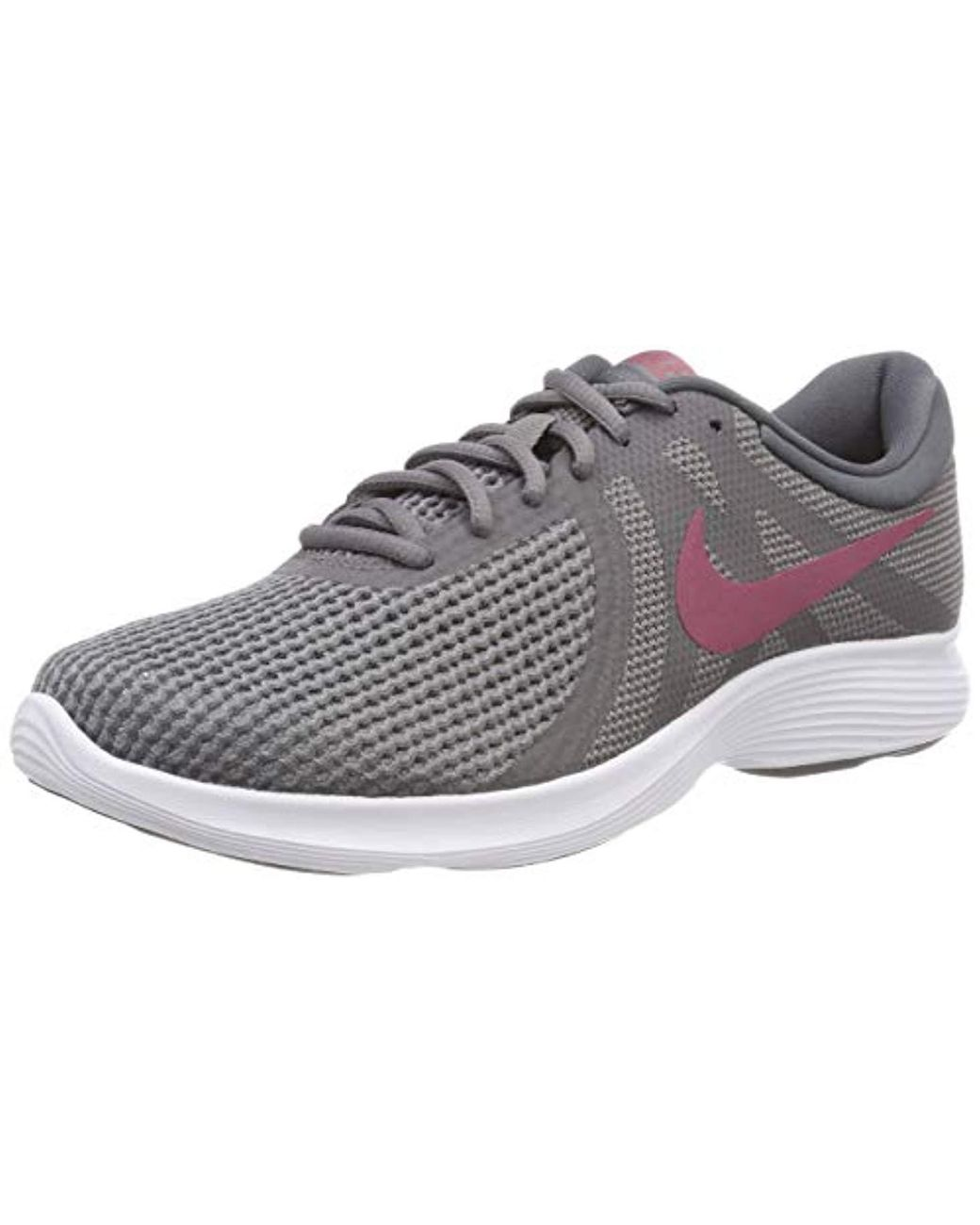 f952c7b7186fe Nike Revolution 4 Eu Competition Running Shoes in Gray for Men ...