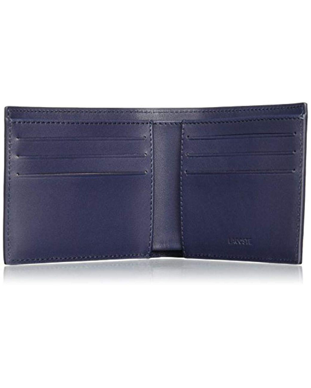 Et Homme Bleu Nh1115fgSac Portefeuille Coloris Pour Lacoste Lyst En 0OwvmN8n