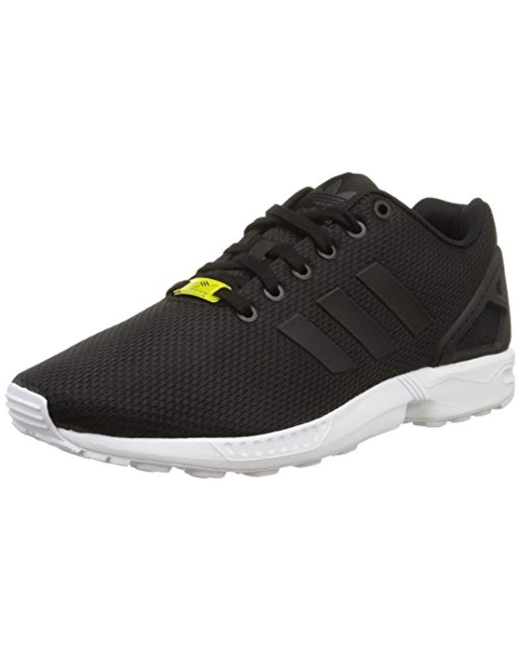 baf7136ad adidas Zx Flux Women s Shoes (trainers) In Black in Black - Save 40 ...