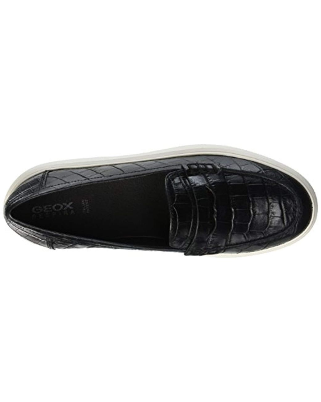 4c0d34efcd686f Geox D Kaula D Loafers in Black - Save 31% - Lyst