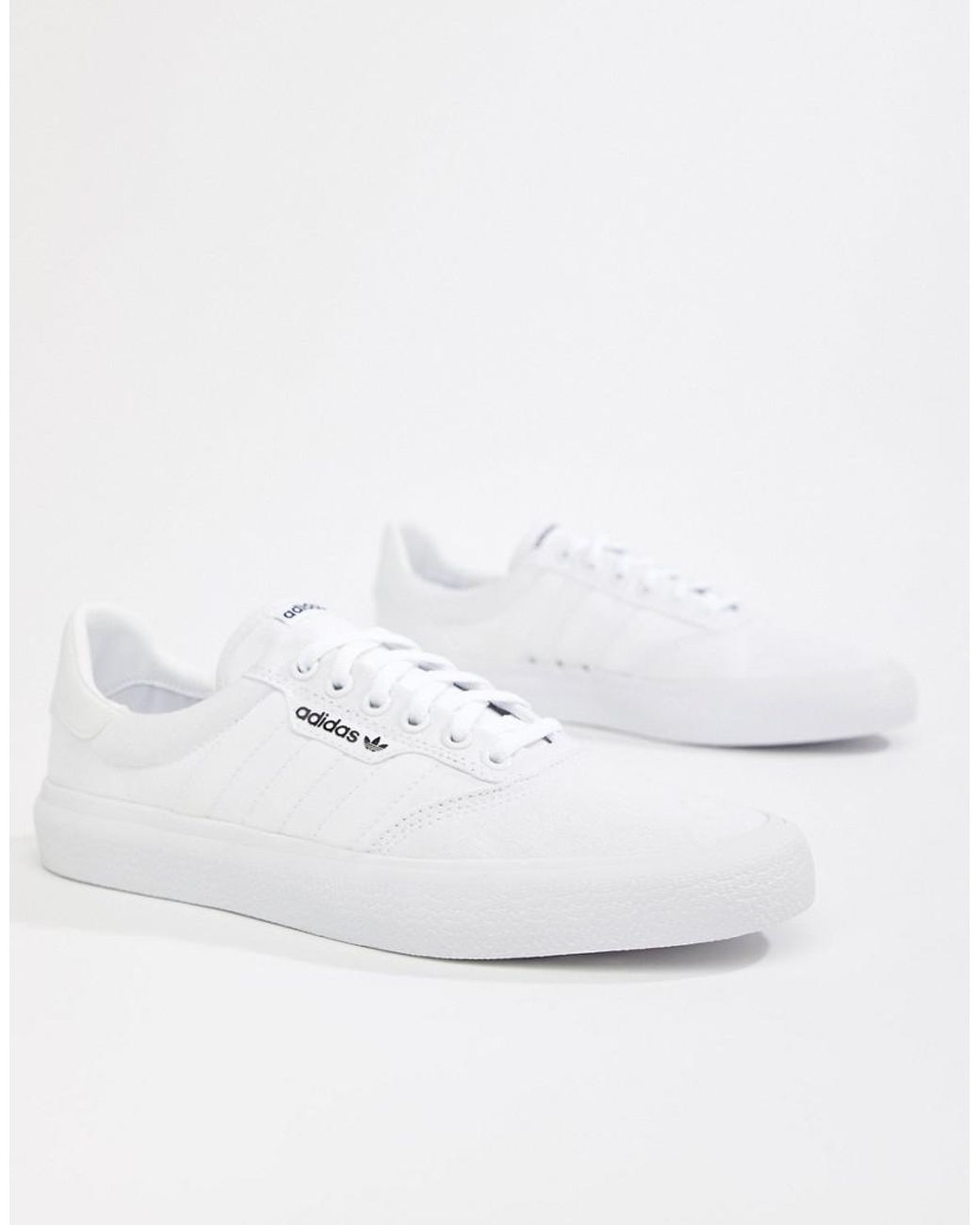 8fee1a52e06b6 adidas Originals Adidas Originals 3mc Trainers In White B22705 in White for  Men - Lyst