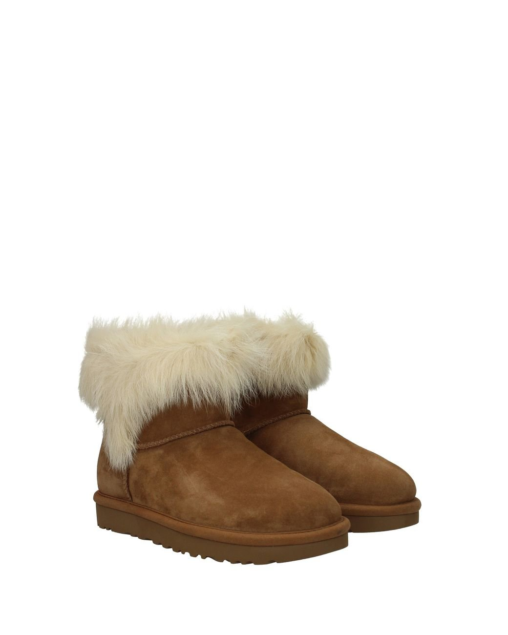 8cddb705c07 Lyst - UGG Ankle Boots Tread Lite Milla Women Brown in Brown