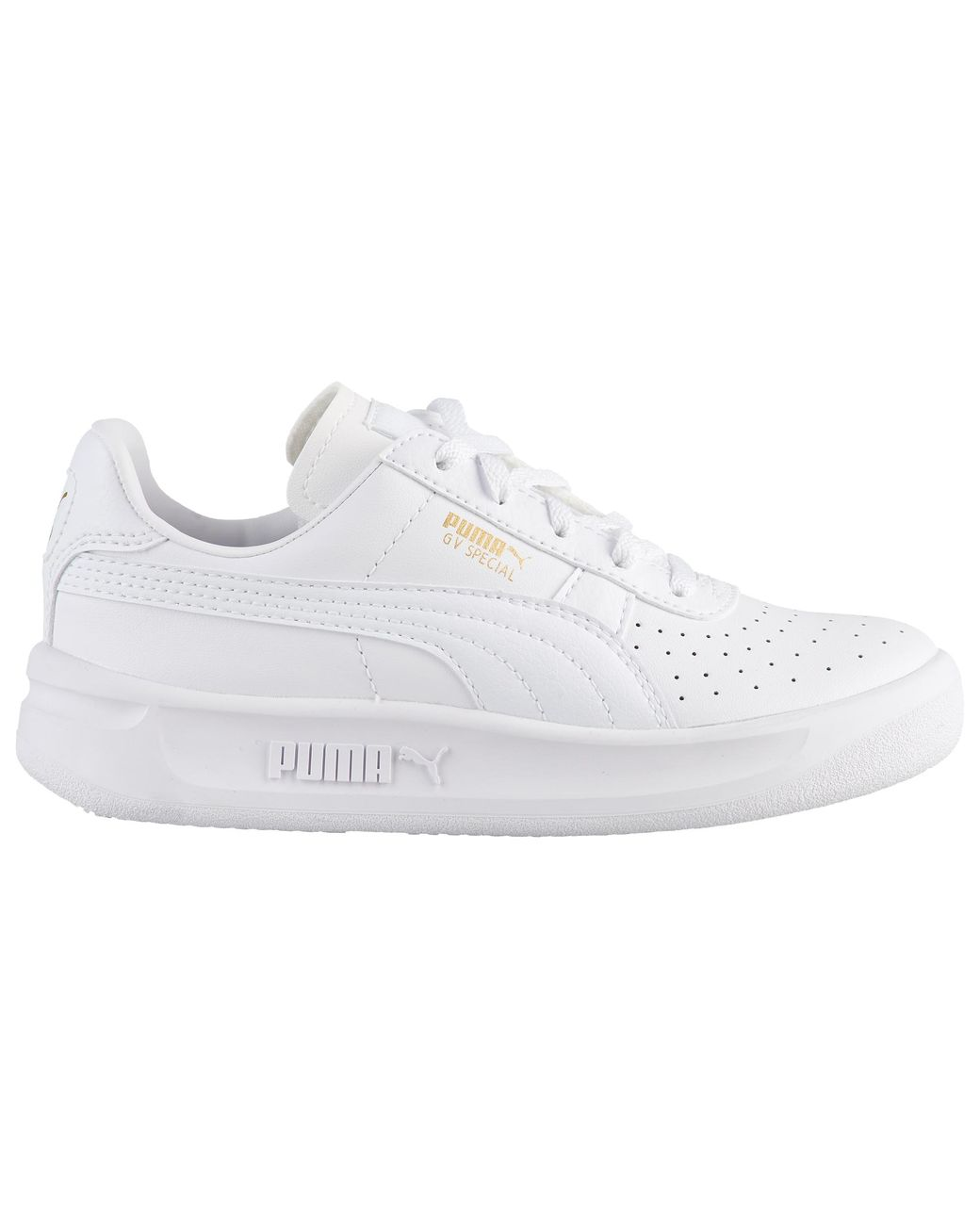 b39fd858146 PUMA - White Gv Special Tennis Shoes for Men - Lyst