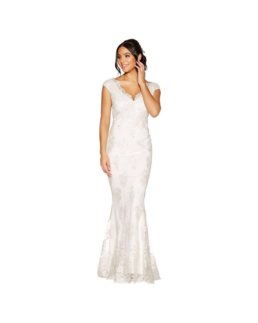 Wedding Dress Quiz.Quiz Clothing Bridal Dress Raveitsafe