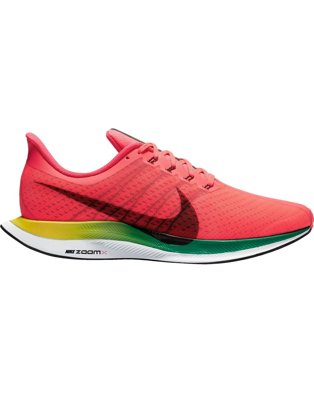 009f9e489e2b Lyst - Nike Air Zoom Pegasus 35 Turbo Running Shoes in Red for Men