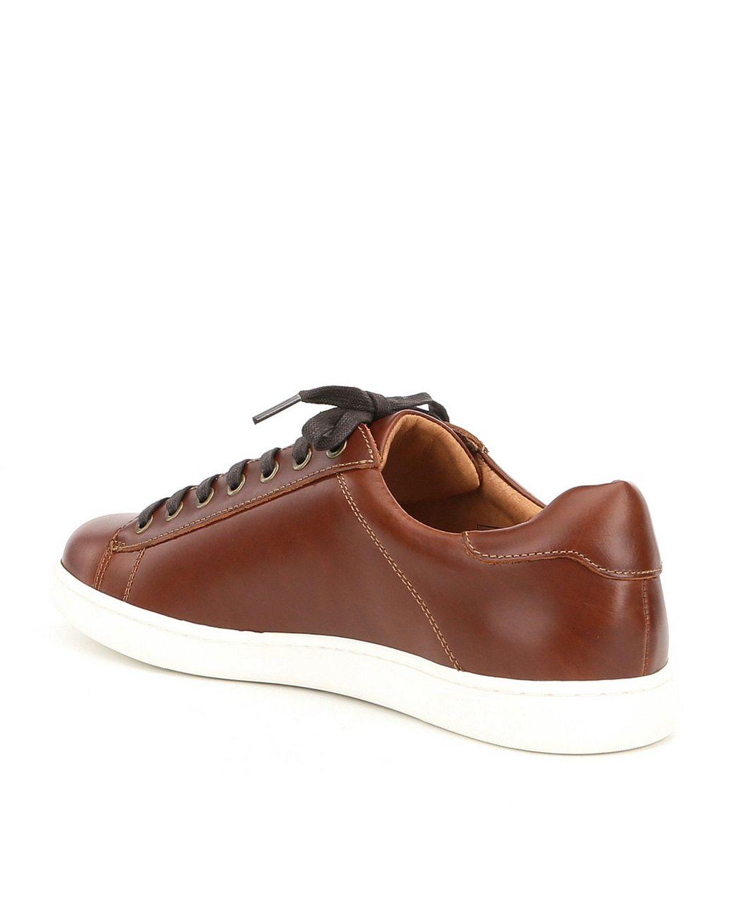 ee3c1c9e419e1 Vionic Men's Baldwin Lace Up Sneakers in Brown for Men - Lyst