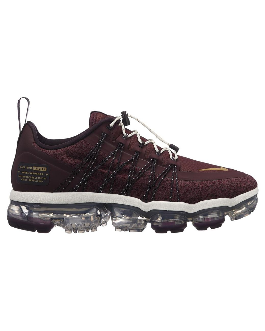 online store a2ed0 ff630 Nike Air Vapormax Run Utility Casual Trainers - Save 47% - Lyst