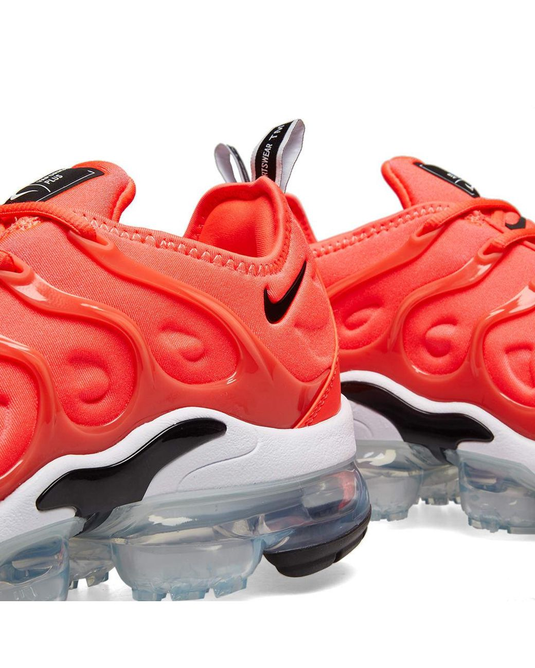 faa2b983cdc Nike Air Vapormax Plus in Red for Men - Save 40% - Lyst