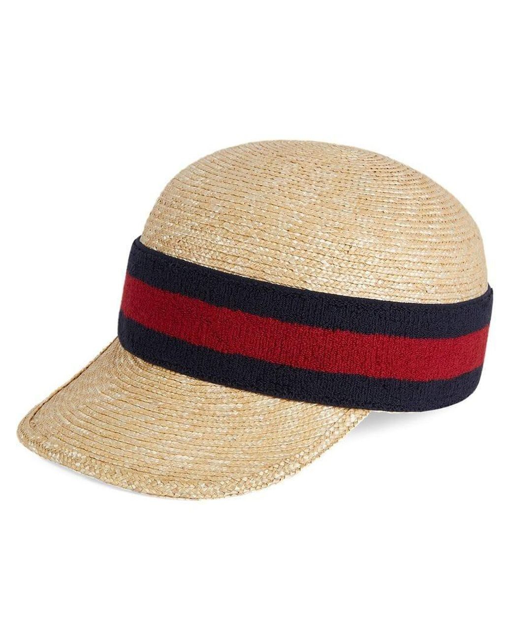 a5d08bc4c7e58 Gucci Hat With Web for Men - Lyst