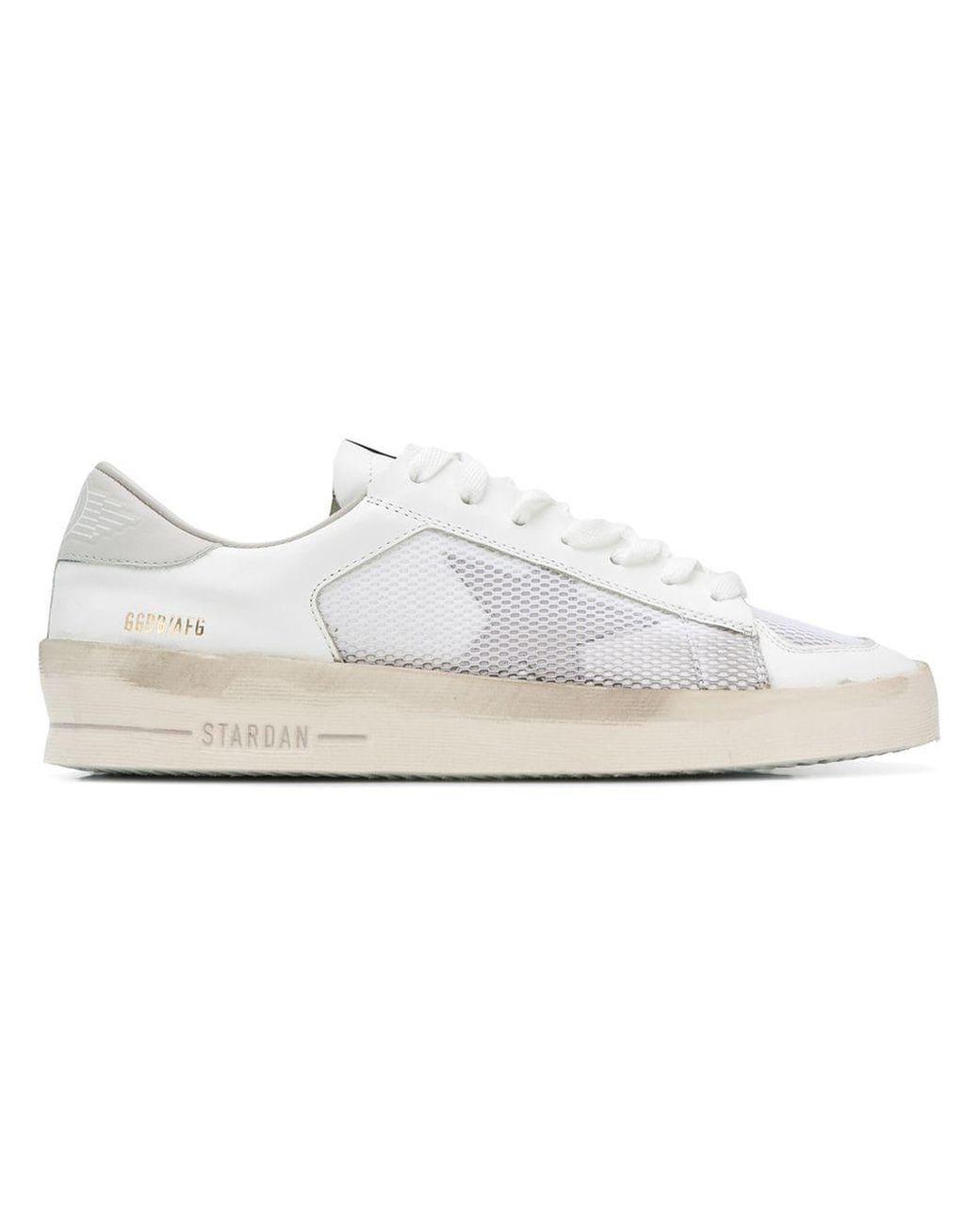 6f8c7f4ee346 golden goose deluxe brand women s white superstar low-top trainers