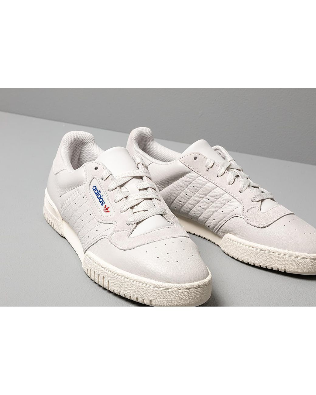 e61cb04b233 Lyst - adidas Originals Adidas Powerphase Grey One  Grey One  Off White in  Gray for Men