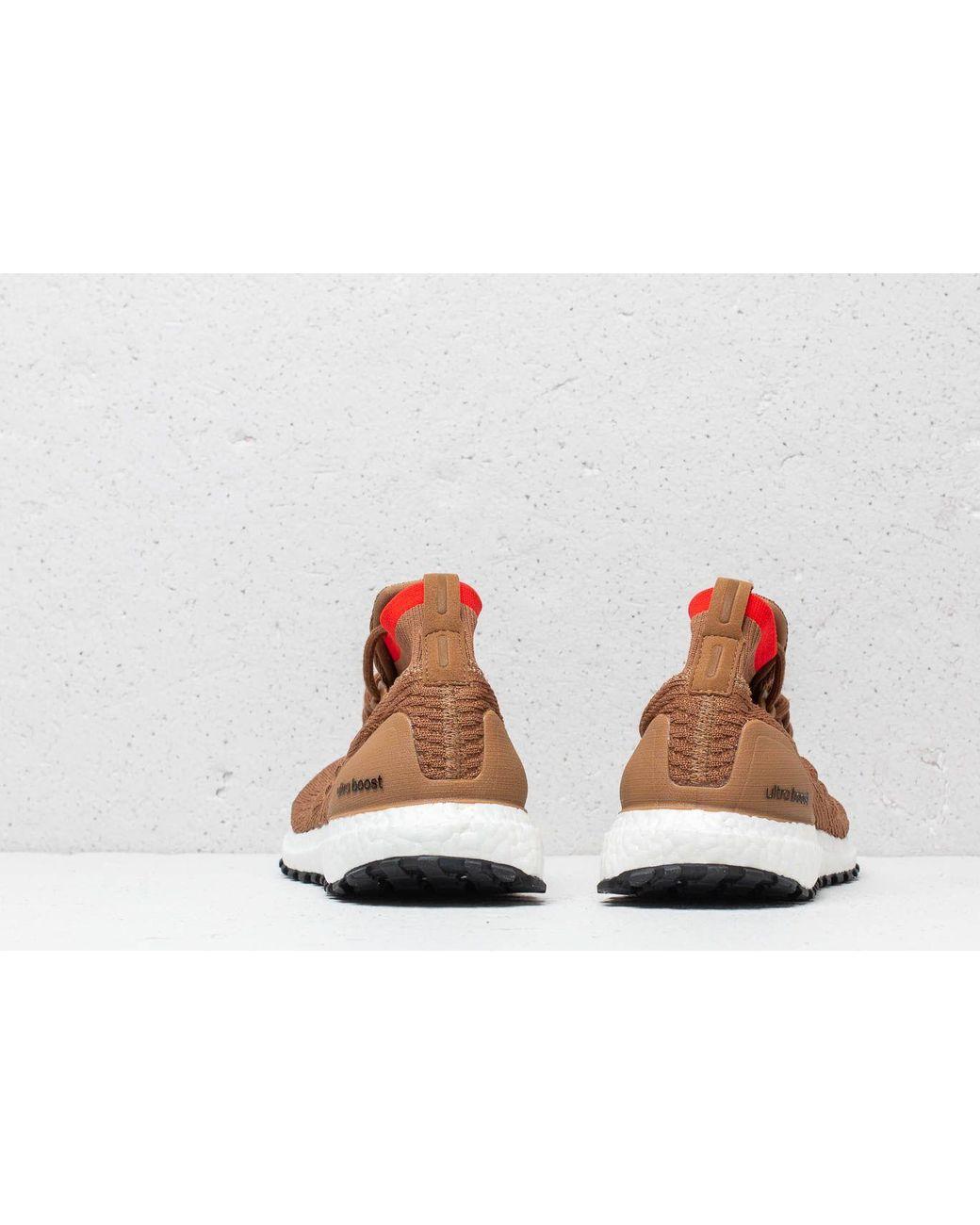 0a4d35d4f Lyst - adidas Originals Adidas Ultraboost All Terrain Raw Desert  Core Black   Cloud White for Men - Save 30%