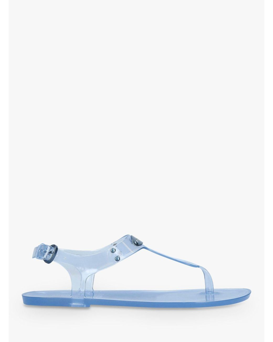 21316ffad88a Michael Kors. Women s Blue Michael Jelly Plate Sandals. £55 From John Lewis  and Partners