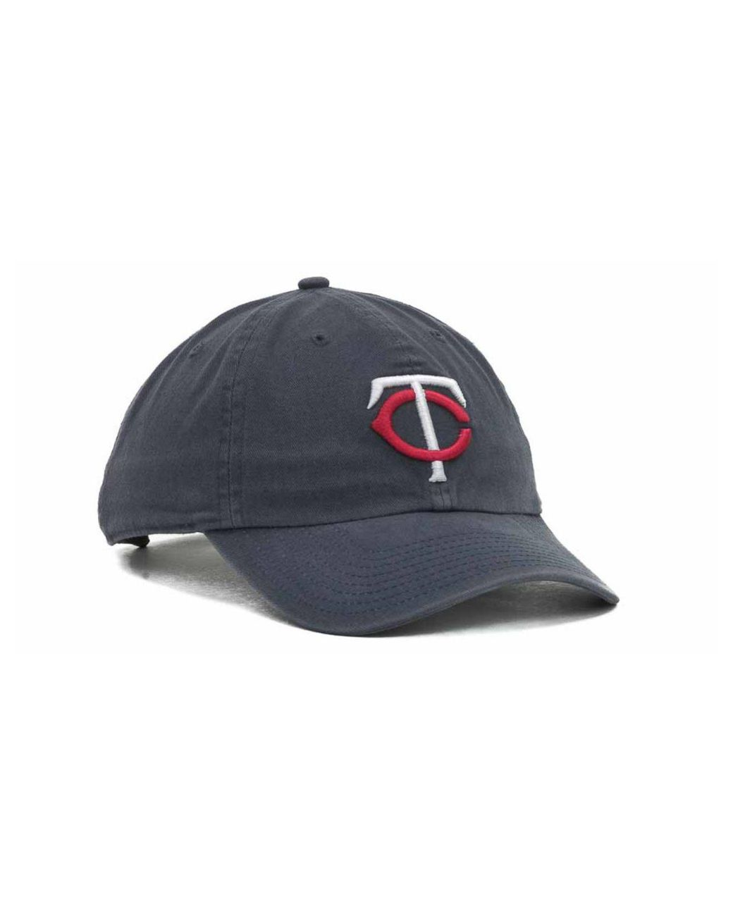 low priced 1f2e8 c2ccb 47 Brand Minnesota Twins Clean Up Hat in Blue for Men - Lyst