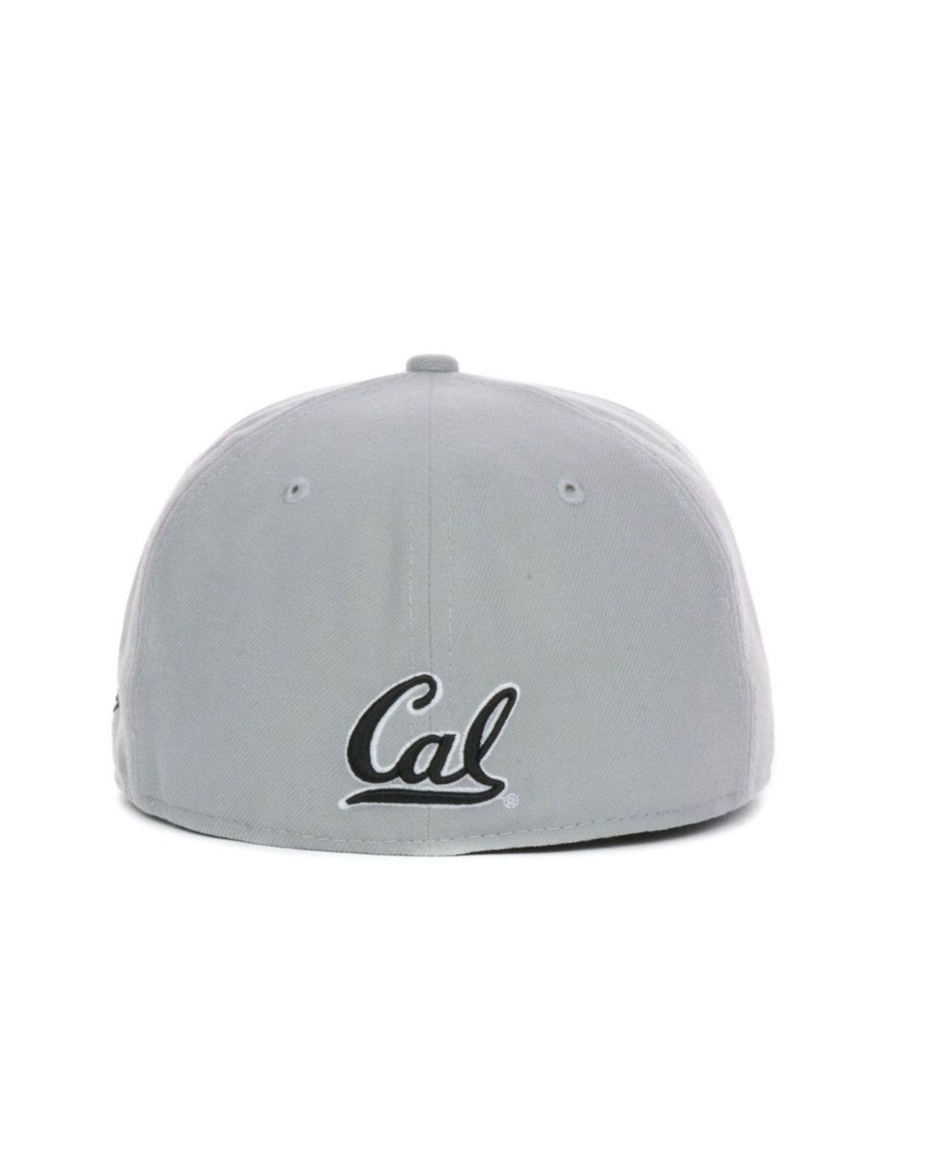 amazon top quality low cost KTZ Wool California Golden Bears Ncaa Ac 59fifty Cap in Gray for ...