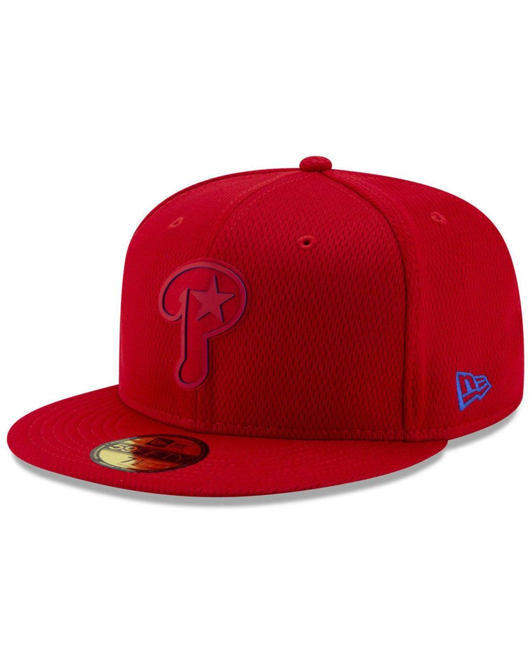69c9032ff6c Lyst - KTZ Philadelphia Phillies Clubhouse 59fifty-fitted Cap in Red ...