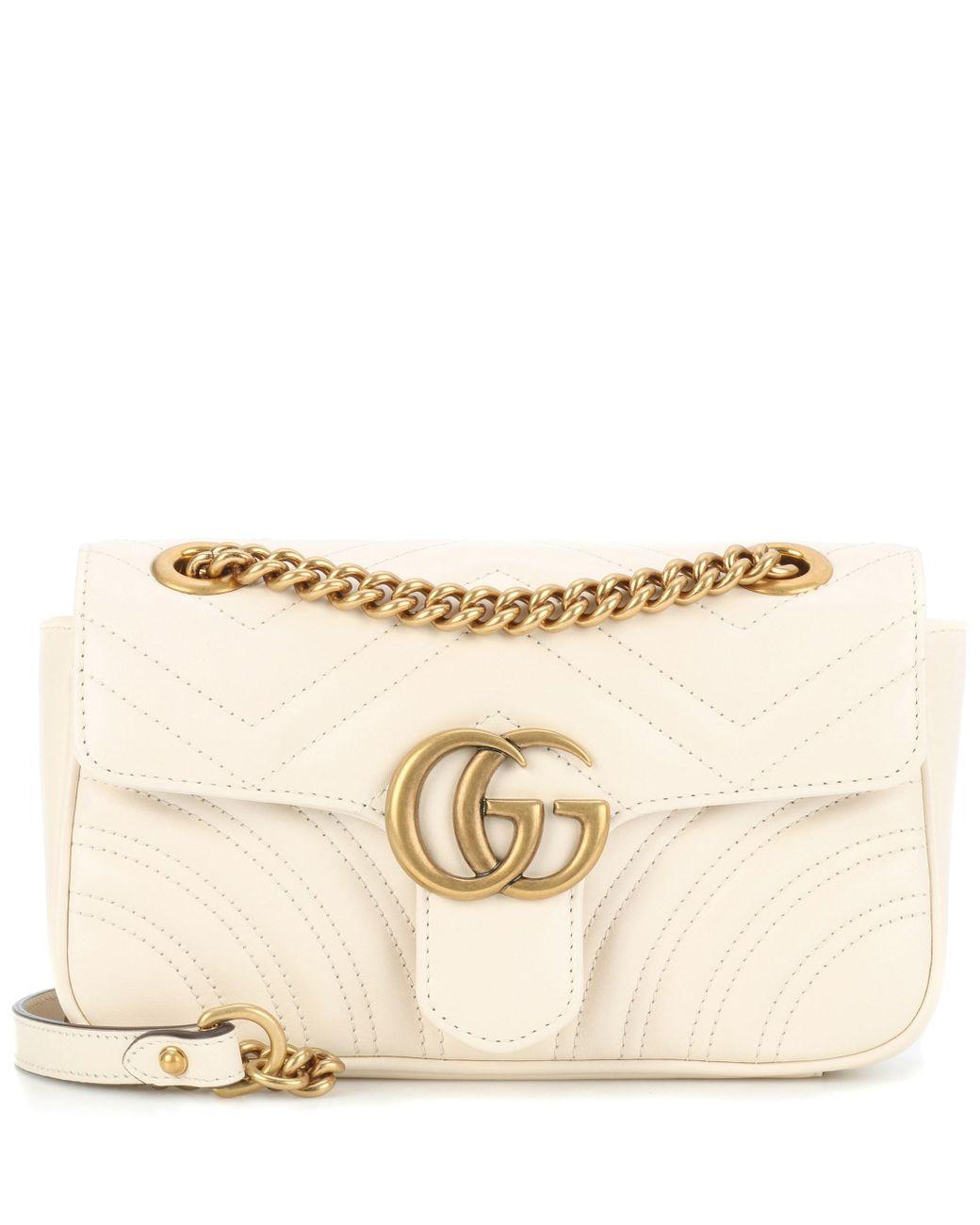 2e93b45d306 Gucci. Women s GG Marmont Mini Crossbody Bag