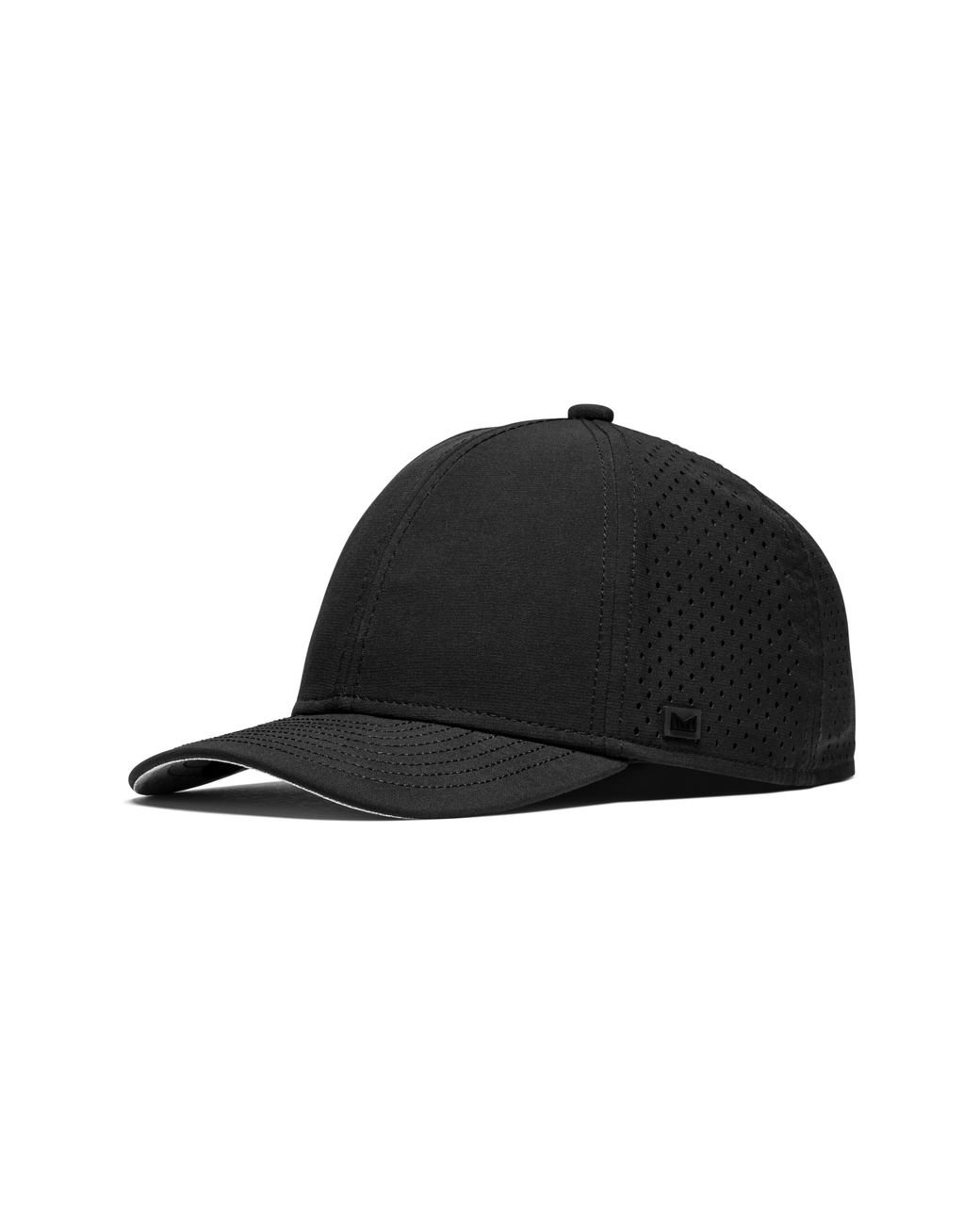 wholesale dealer 732bf a457f Melin Hydro A-game Snapback Baseball Cap in Black for Men - Lyst