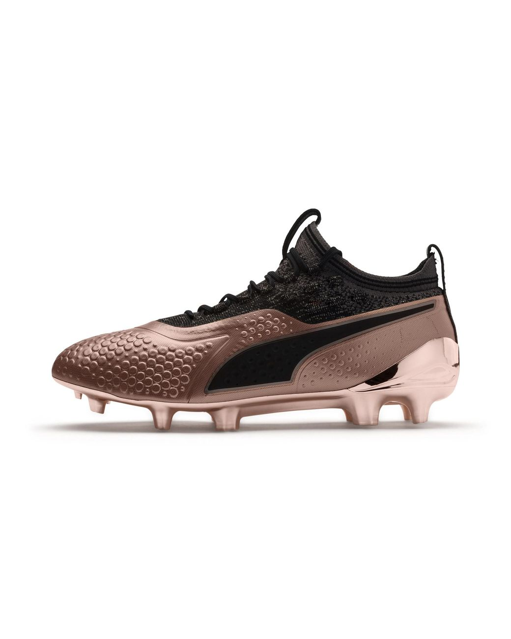 e7b255fc2a4f Lyst - PUMA One 1 Glo Fg ag Men s Soccer Cleats for Men