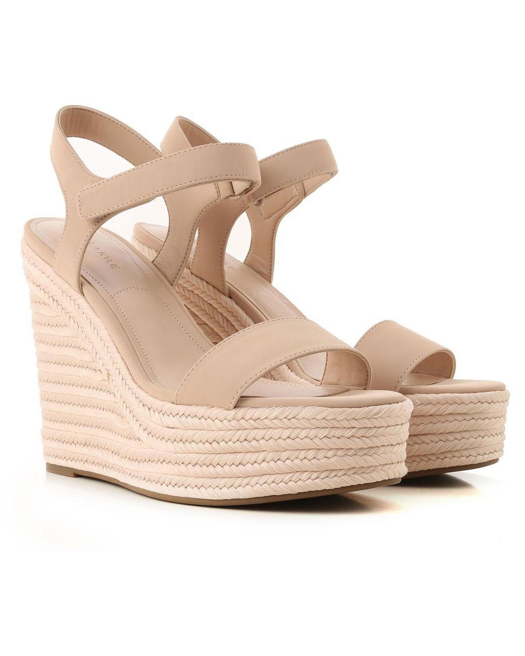 5b42c2a4a3 Lyst - Kendall + Kylie Wedges For Women in Pink