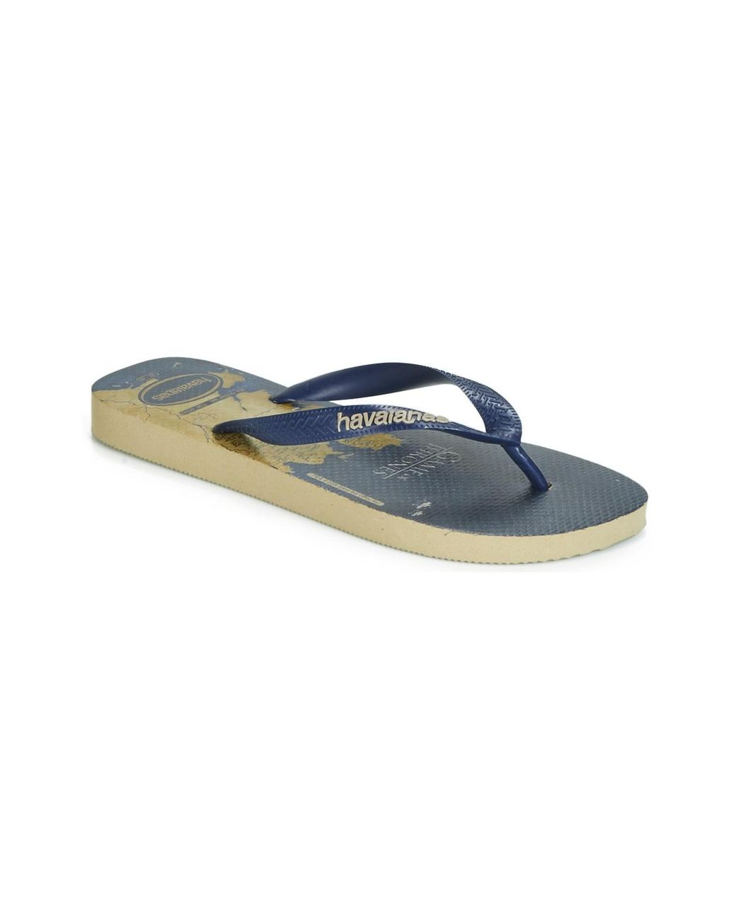 29803f502 Havaianas Top Got Flip Flops   Sandals (shoes) in Blue for Men - Lyst