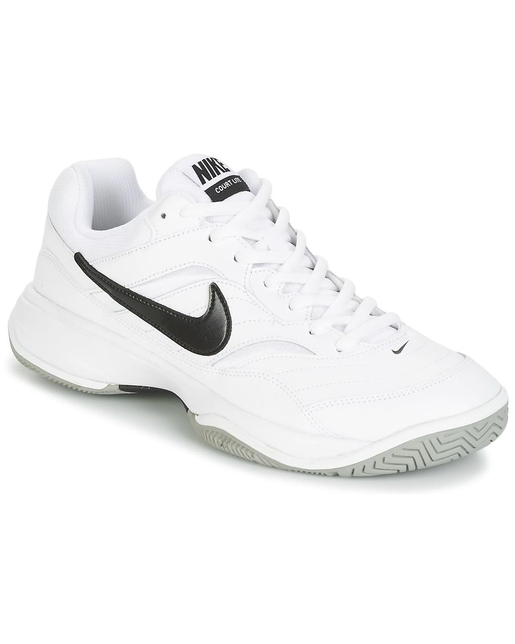 371eb6ccaa92d Nike Court Lite Tennis Trainers (shoes) in White for Men - Save 7 ...
