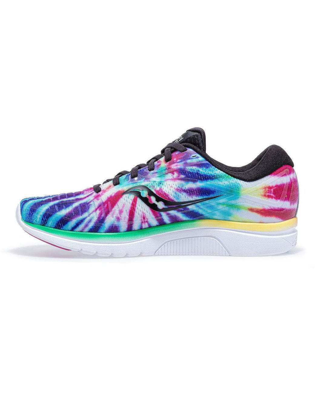 Saucony Kinvara 10 Tie dye Blue Saucony Sneakers from Lyst | People
