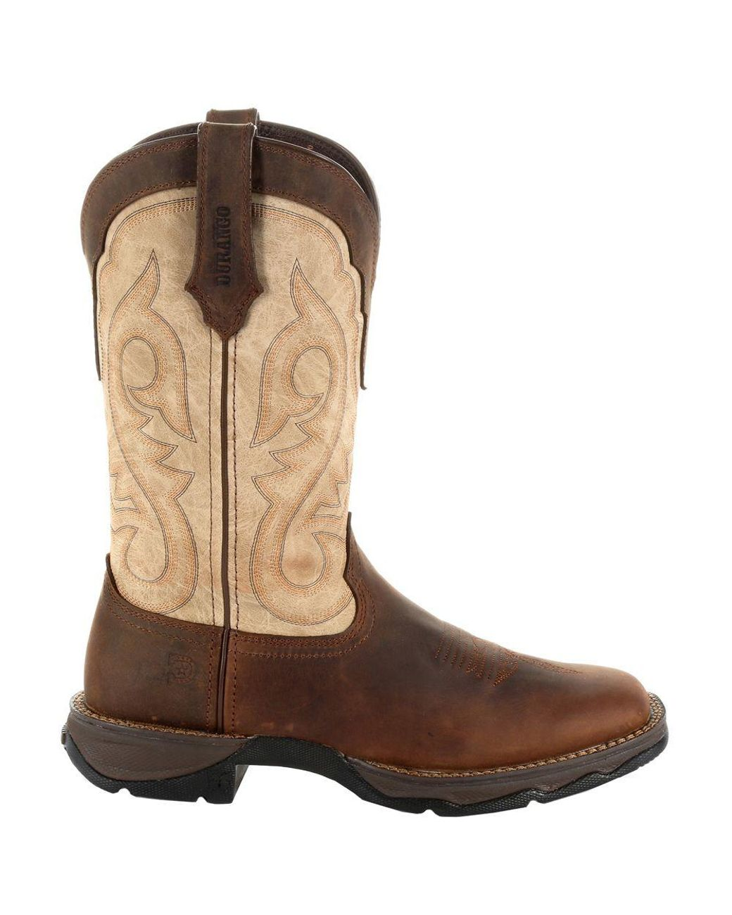 7bac1cc2cfc Lyst - Durango Lady Rebel By Women's Western Boot in Brown