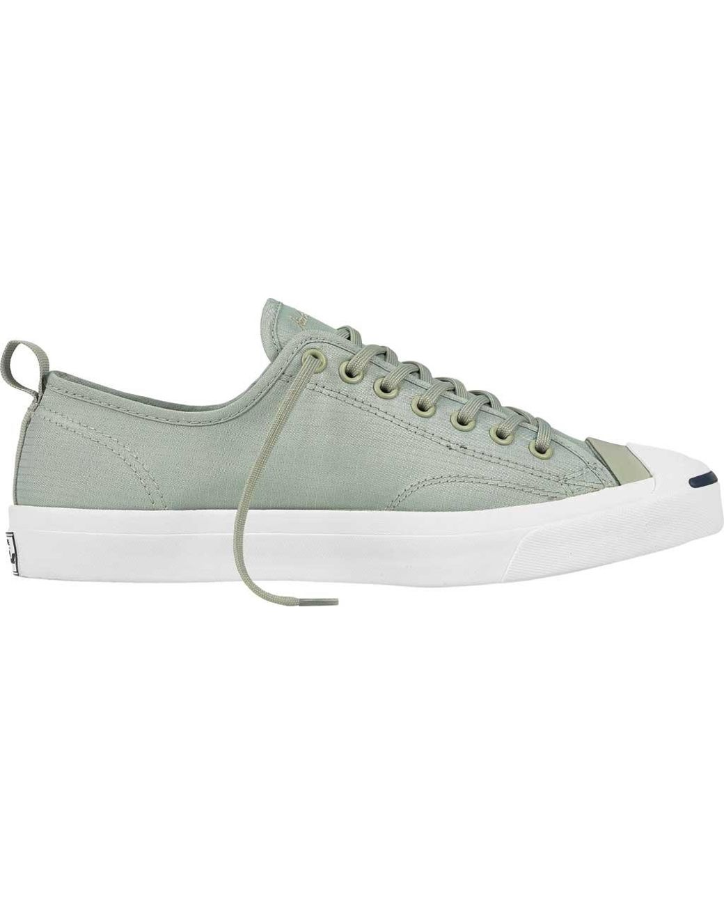 73e3049d9e31 Lyst - Converse Jack Purcell Jack Ox Micro Ripstop Sneaker in Green for Men