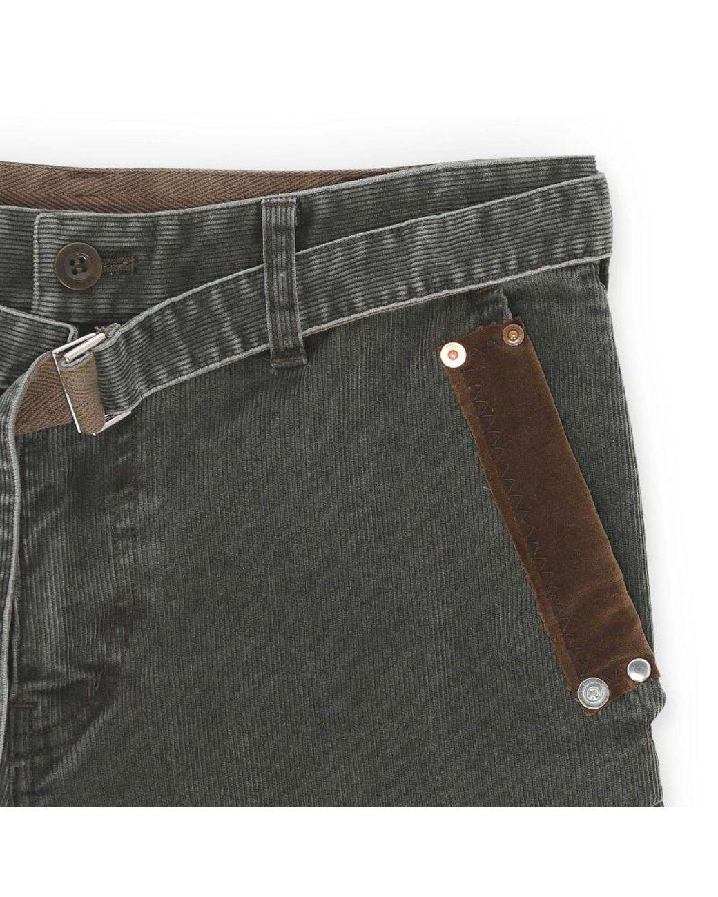 1b2cbf2854 Sacai Corduroy Pants for Men - Lyst