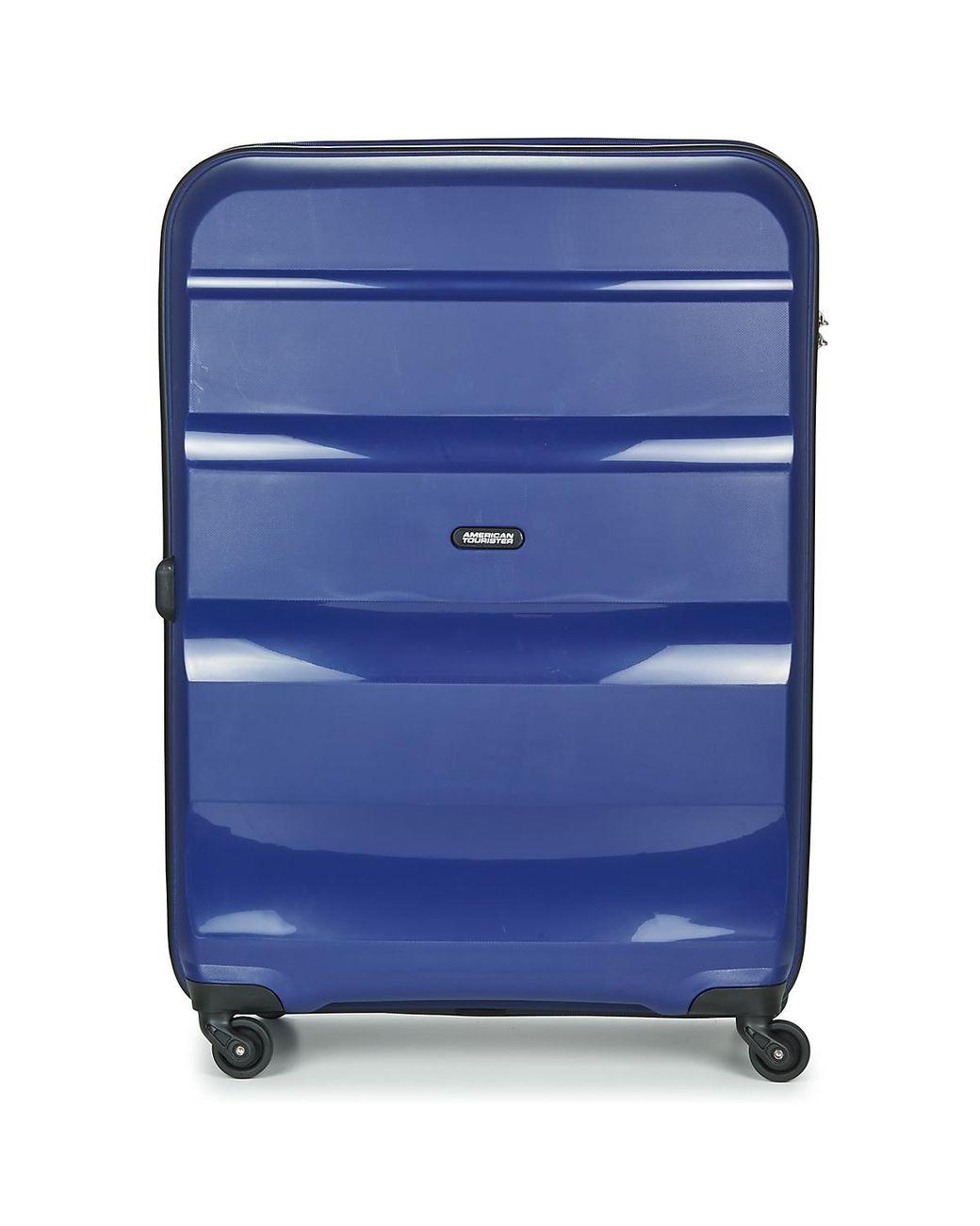60951ee488 BON AIR 75CM 4R femmes Valise en bleu American Tourister pour homme en  coloris Bleu - Lyst