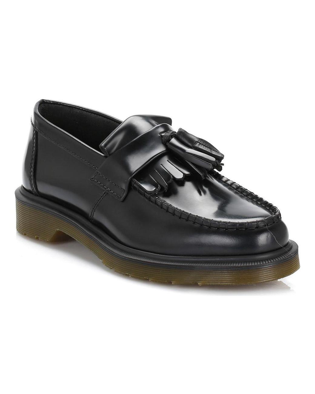 d1d96f816ef Dr. Martens Dr. Martens Adrian Black Leather Loafers in Black for ...