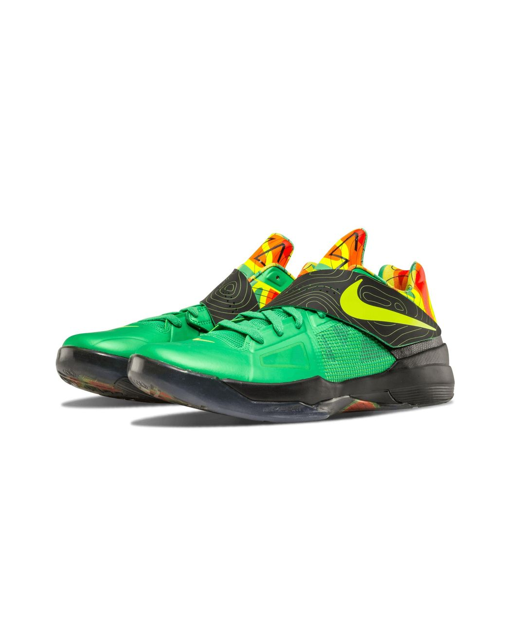 4d7ae1c74b5 Nike Zoom Kd 4 in Green for Men - Save 21% - Lyst
